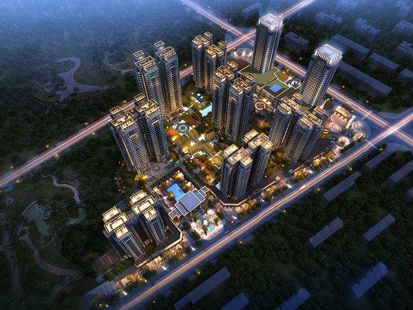 出租临港中央3室2厅1卫101平米1550元/月住宅