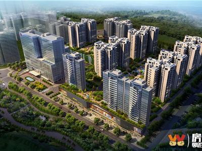 锦绣龙城正中庭位置,高层,急卖