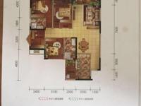 出售临港中央4室2厅2卫134.4平米78万住宅