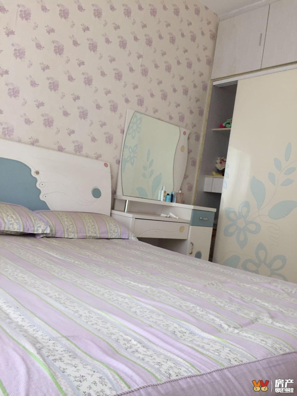 下江北青年城精装三室诚心出租家具家电齐全拎包入住随时可看房