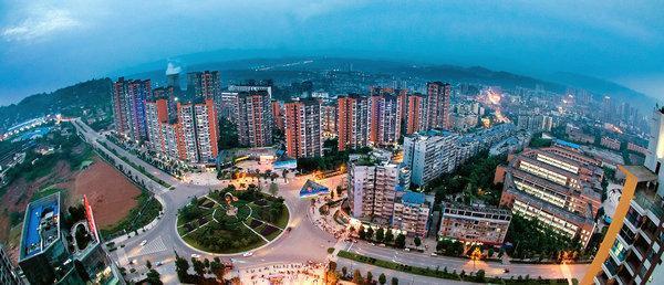 出售宜宾县2室2厅1卫90平米48万住宅