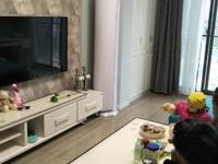 诚心出售邦泰社区豪装两室带中央空调 正看中庭楼层好 支持按揭