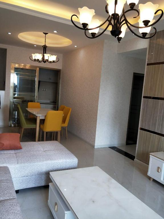 正看中庭的邦泰国际社区 精装大三房带车位诚心出售可按揭 看房方便