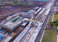 """高鐵宜賓東站改名""""宜賓西站"""",最新全圖來了!"""