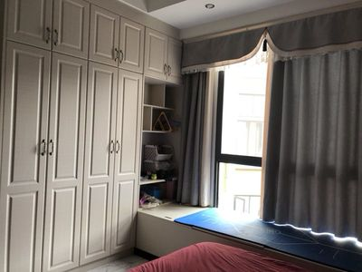 上江北 邦泰公馆 装修花了10多万 住宅产权 有证支持按揭
