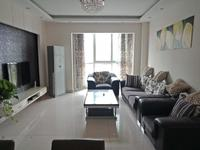 地中海精装三房 正看小区中庭 带全套家具家电 看房方便可按揭