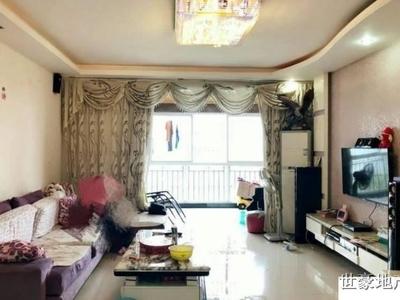 南岸西区 江景苑三室126平米 中档装修95万 小区里面最便宜一套