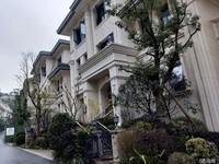 丽雅大院,上3层叠拼别墅,带3个大露台,带车位