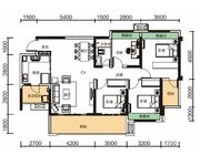 C4 四室两厅两卫