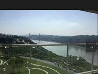 锦绣龙城136户型,正看江,看公园