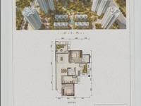 碧水長灘 四室兩廳兩衛 總價80萬的四室兩廳兩衛房子