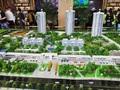 上江北陽光公園首席2期,首付僅需20萬。產權81平實得102平
