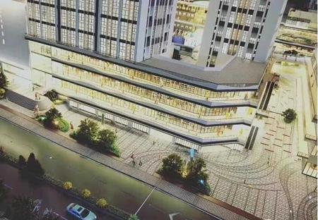 出售 岷江新区临街餐饮铺 一楼商铺单价1万起。首付20万