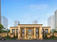 一樓底商,正大門離近城北初中200米左右,對面遠達未來城。雙邊商業,層高5.6米