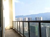 鑫悦湾空中别墅,带2车位带顶楼花园