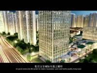出售绿地 宜宾城际空间站2室1厅1卫78平米74万住宅