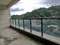 带车位!山水原著2期洋房7米长大阳台,看七星山