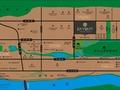 邦泰·大學路1號交通圖