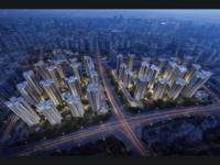 出售华润 公园九里3室2厅2卫103平米90万住宅