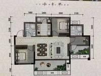 出售阳光 中央公园3室2厅2卫81平米66万住宅