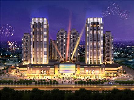 总价47万买临港中央LOFT公寓 买一层送一层实际面积120平米 可按揭