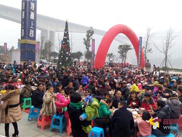 2015年坝坝宴