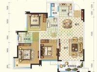 出售星河 德福名城3室2厅2卫105.8平米62.8万住宅