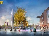 南岸西区商业购物中心,核心地段,10多年回本,回报率高,稳定性高