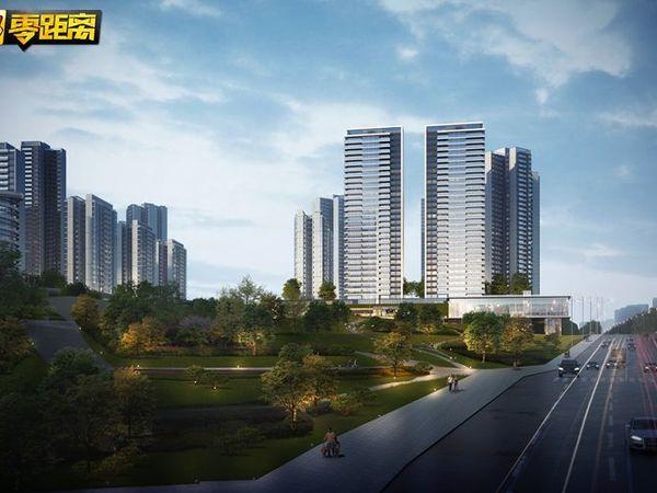 宜宾临港三江国际一线江景房 首付低至20万 开发商一手合同