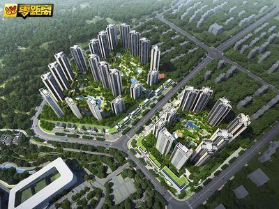 临港国企开发一线江景房 首付低至20万 开发商一手合同