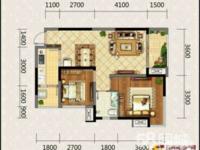 出售邦泰 国际社区2室2厅1卫67平米60.4万住宅
