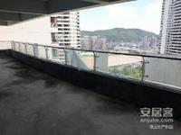 丽雅龙城看江送车位高层147户型看中庭标准清水4房2卫满2年