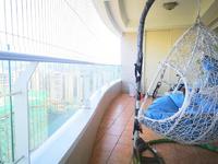 丽雅龙城180万带车位精装3房看半个宜宾城临锦绣龙城