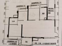 出售邦泰 国际社区3室2厅2卫90.56平米88万住宅