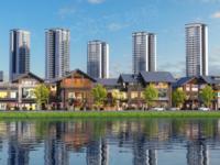 宜宾上江北恒大御景半岛精装江景房 开发商直售 单价低至8000起