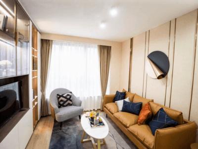 城中央南山星城小公寓 买一层送一层 首付10万起标准两室