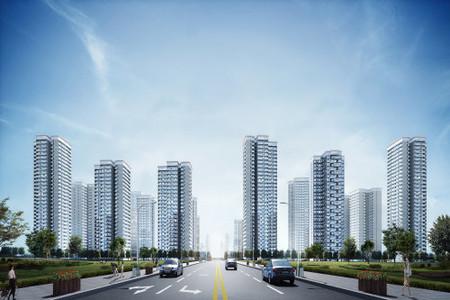 柏溪中心地段单价6188买大三房首付十多万 户型选择多