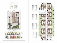 紧邻南岸西区高铁站八号公馆公寓,首付仅需2万块,8月就交房即可收租,以租养贷