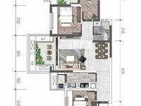 上江北天空之城新房,首付最低7万即可买3房,免3年月供,找我拿渠道优惠价格